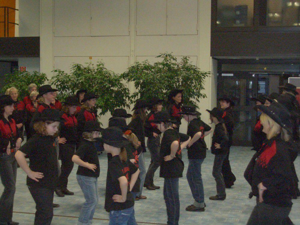 Linedance Gruppe ASC Göttingen