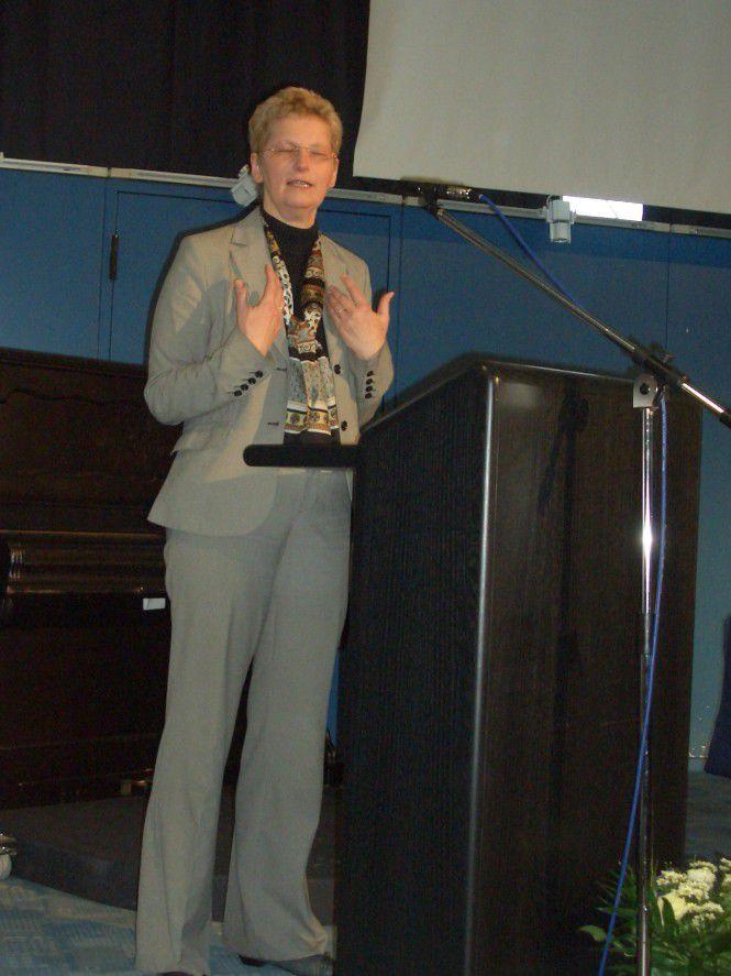 Mechthild Ross- Luttmann Niedersächsische Sozialministerin